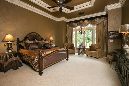 Mediterranean-Bedrooms