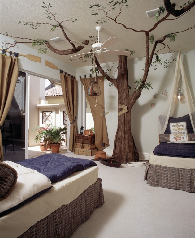 -Mediterranean-Kids-Room-Interior-Designs