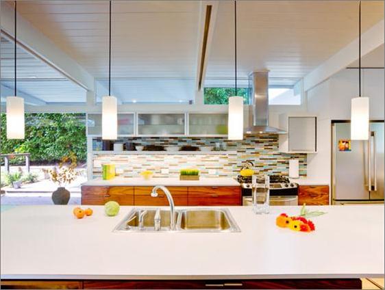Mid-Century Modern Kitchens22