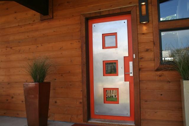 Midcentury Entry Design+