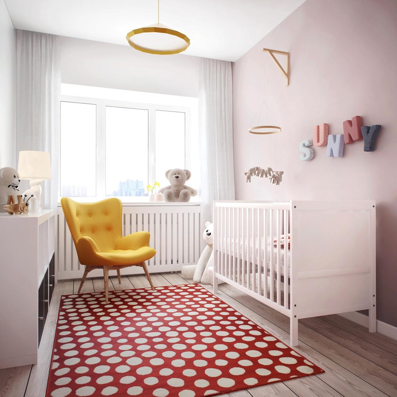 Midcentury Kids Design interior