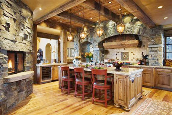 Natural-Rustic-Kitchen-Design-Ideas