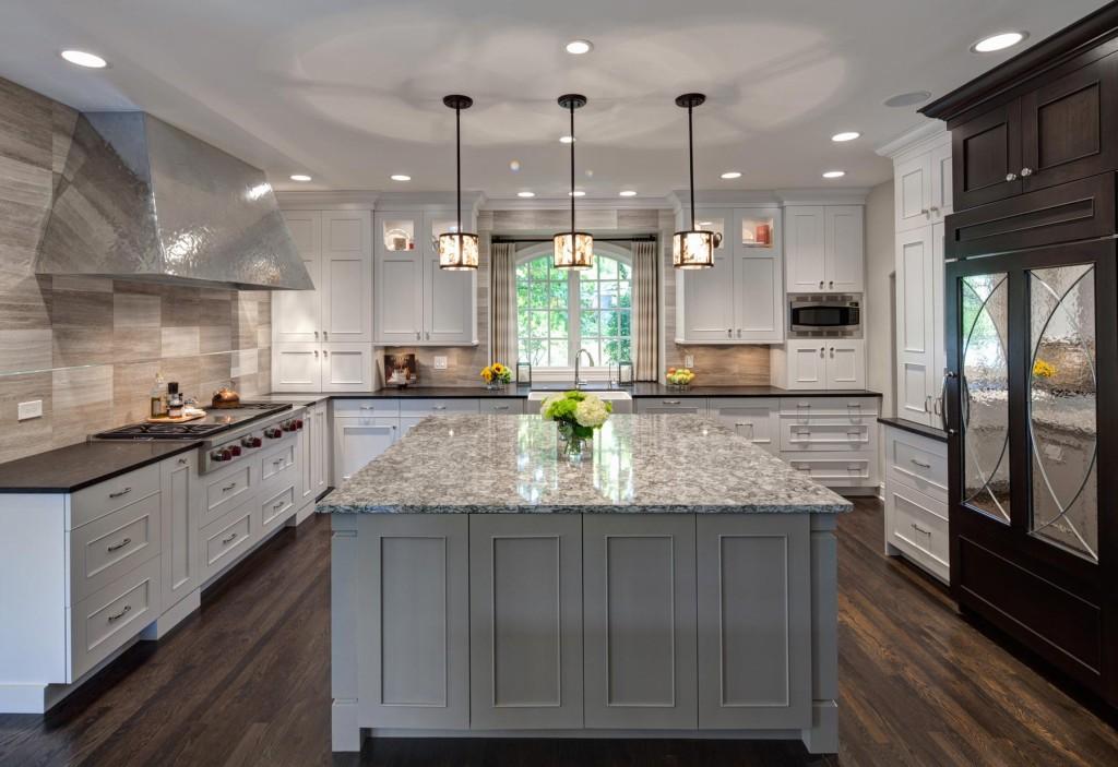 Transitional Kitchen Design____
