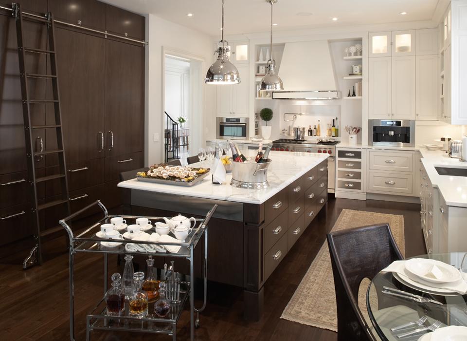 Transitional Kitchen _Design