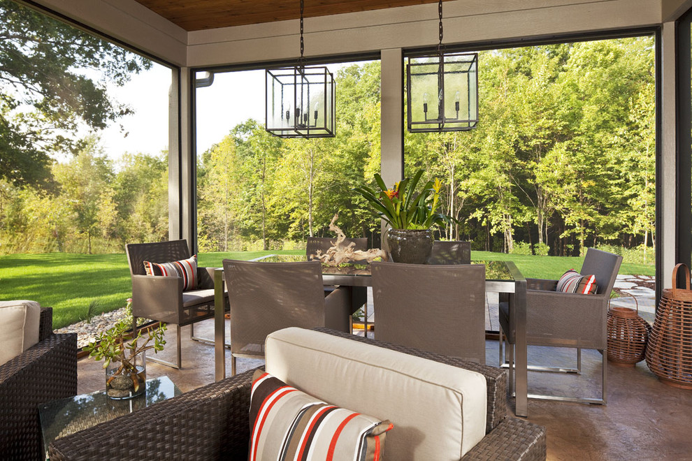 Transitional Outdoor Design_