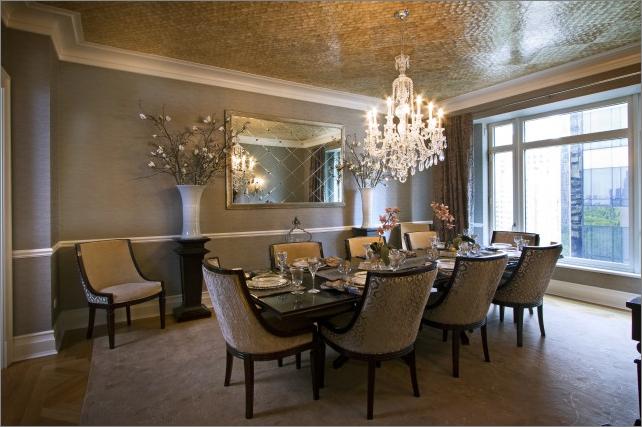 Transitional _dining room designs