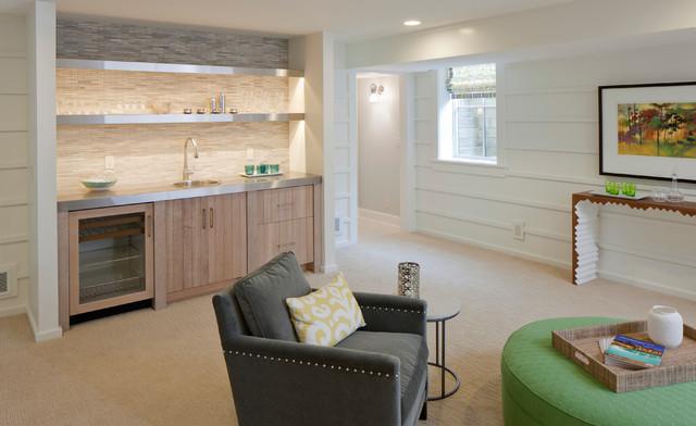 beach-style-basement-ideas
