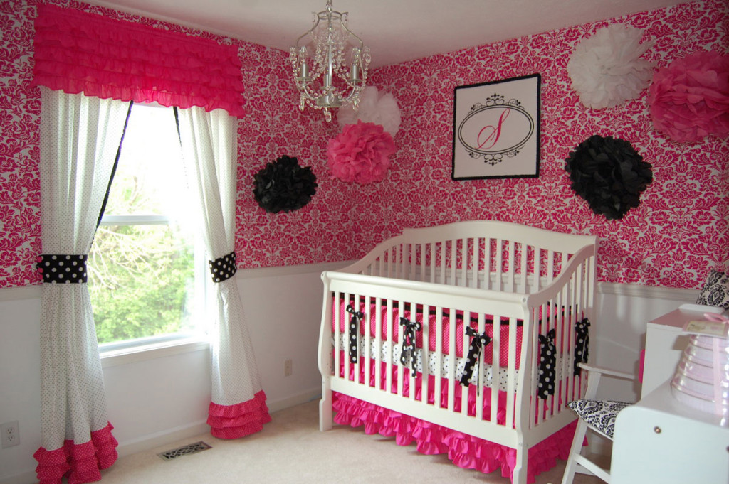 bedroom-design-for-baby-girl