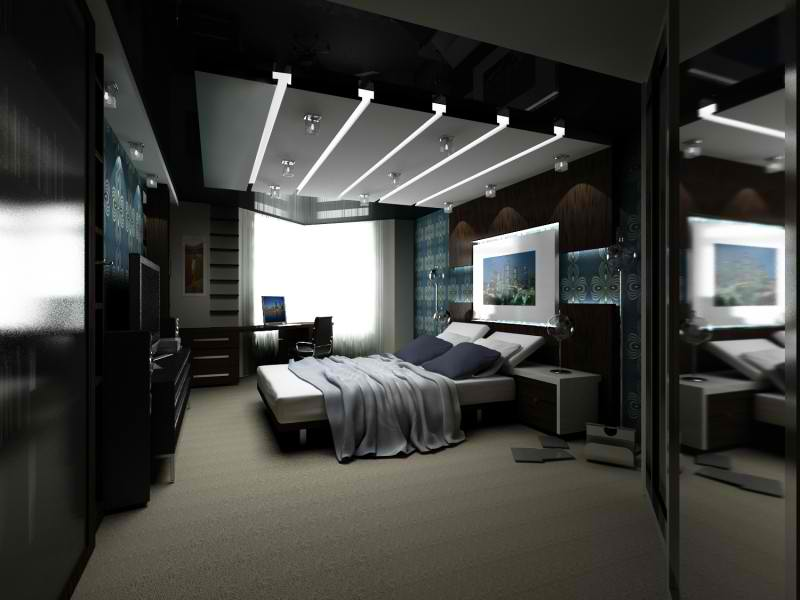 black-and-white-master-bedroom-decorating-ideas-