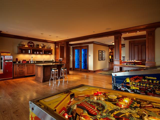 craftsman-basement-idea