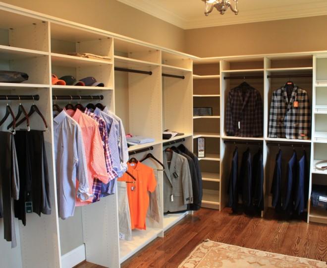 custom-double-hang-rods-hangers-open-back-closets-shelves-shoe-storage-walk-in