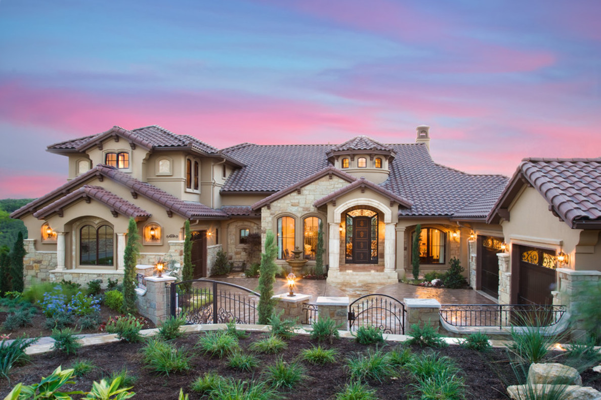 25 Stunning Mediterranean Exterior Designs – Wow Decor