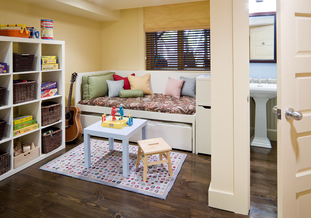 daybed-with-trundle-concepts-of-eclectic-kids