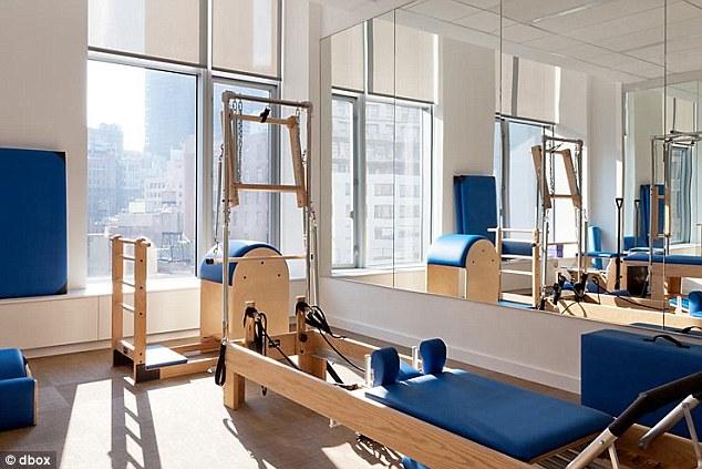 design for private gym