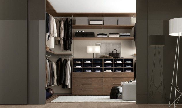 exclusive-grey-sliding-door-for-festive-ample-closet-with-splendid-wooden-furniture-and-seating-633x377