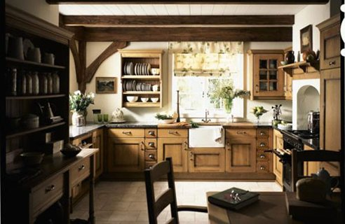farmhouse-kitchen