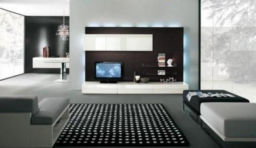 futuristic-design-bw-tv-wall-mount-living-room-design