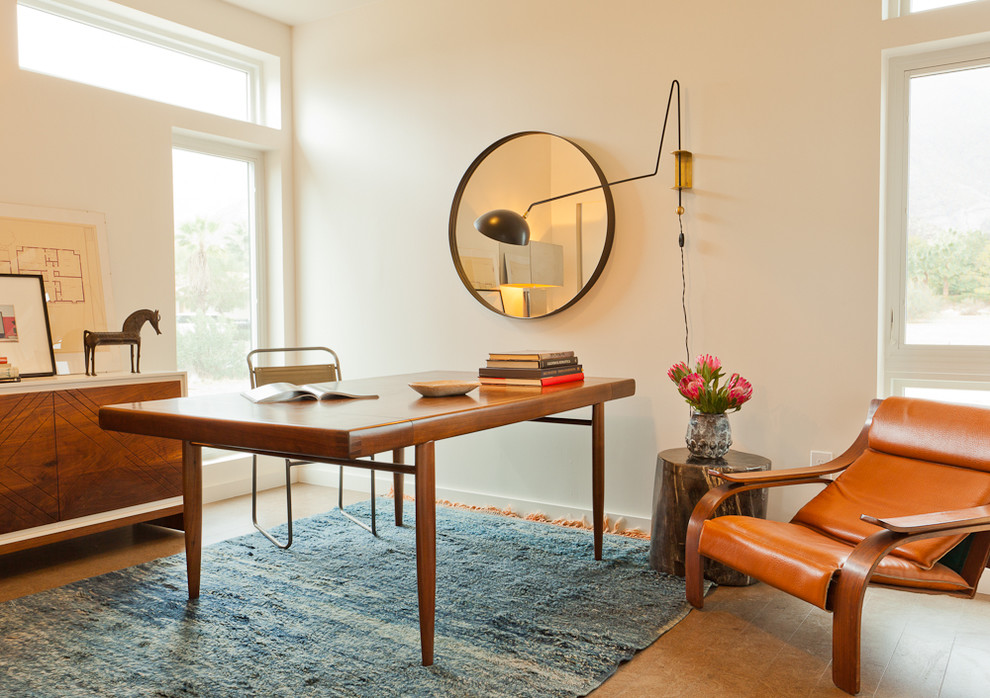 mid-century-modern--home-office-