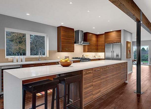 mid-century-modern-kitchen-ideas-with-midcentury-modern-kitchen-after-611x441