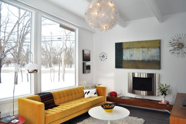 midcentury-living-room ideas