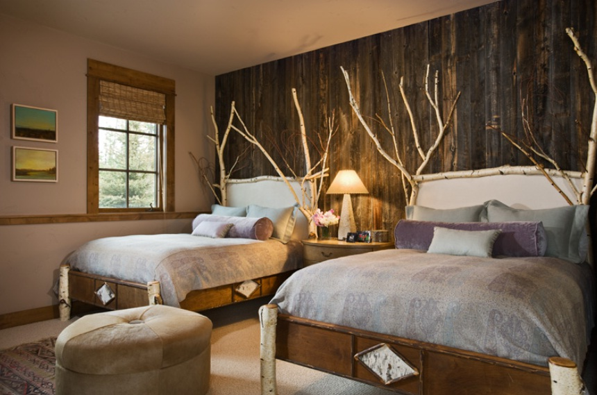 rustic-bedroom interior-inspiration-