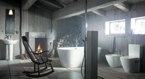 20 Marvelous Rustic Bathroom Design Ideas