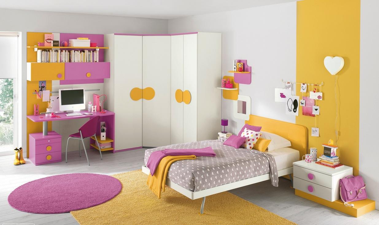 simple-kids-bedroom-of-green-home-kids-room-amazing-simple-kids-room-bedroom-design-ideas-for-skylight-design