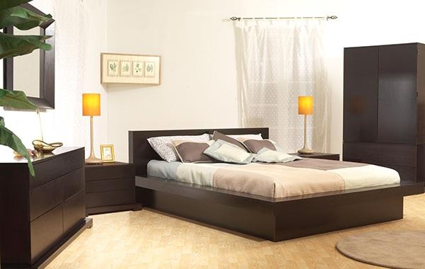 sweet platform bed