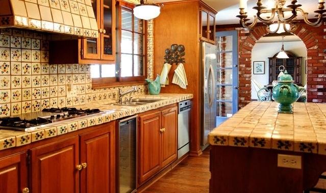 vanke-luhu-villa-eastern-mediterranean-style-kitchen-cabinet-renovation-renderings