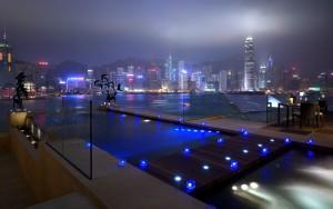 21 Beautiful Swimming Pool Lighting Ideas