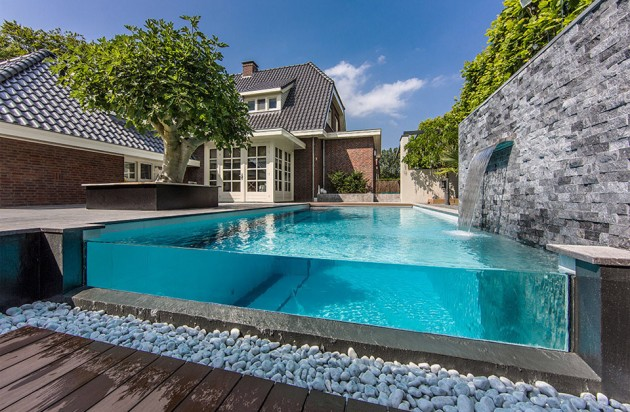 Incredible-modern-backyard-pool-design