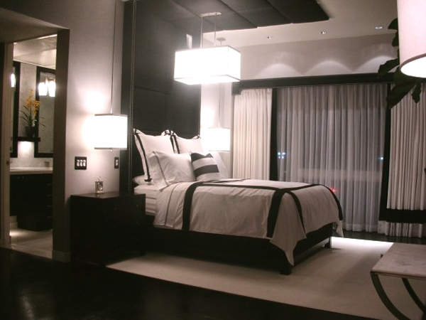Modern-Black-White-Bedroom-Ideas