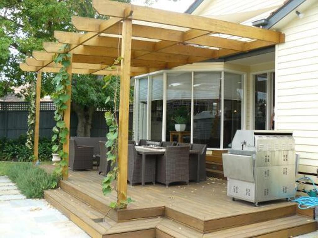 awsome pergola idea