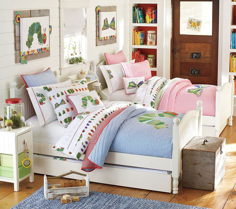 charming-kids-bedroom-ideas-for-small-
