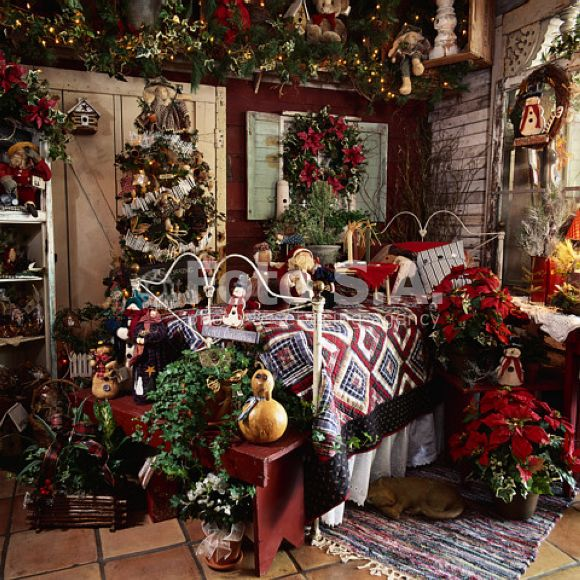 christmasbedroomdecor