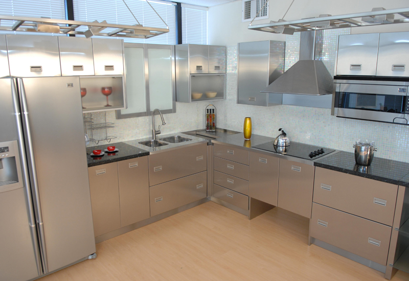 commercial-stainless-steel-kitchen-cabinets