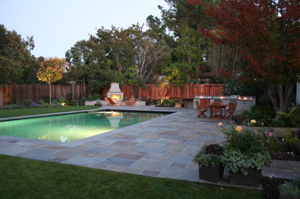 cool-backyard-with-pool-design