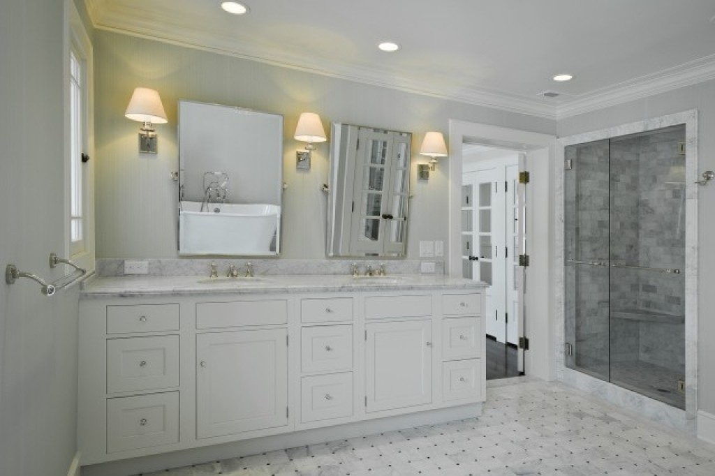 floor-design-classy-white-bathroom-decoration
