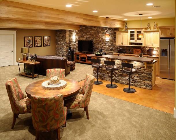 furniture-climbing-wall-gorgeous-stone-mini-bar-in-classic-room