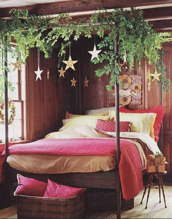 inspiring-christmas-bedroom-decorating-ideas