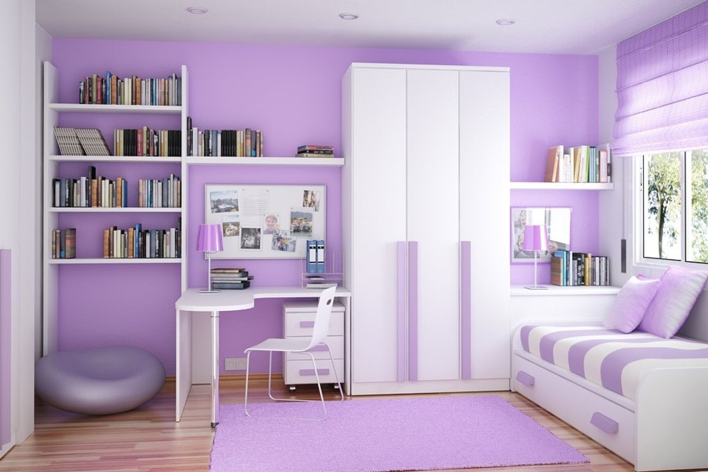 interior-white-wooden-bed-with-storage