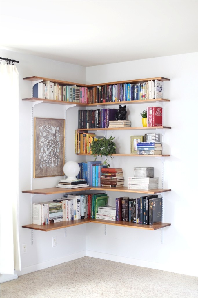 modular wall shelving systems