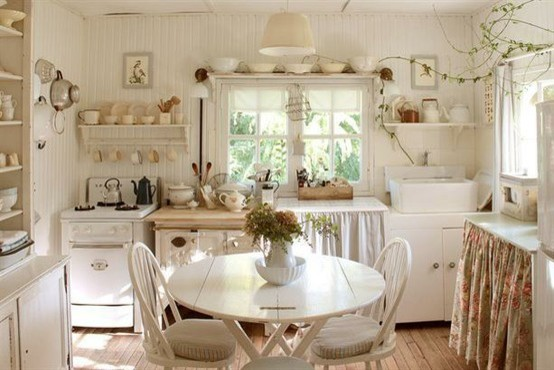 shabby-chic-kitchen _