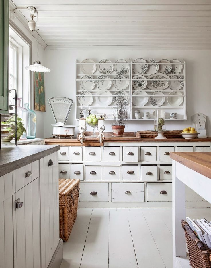 shabby--kitchen