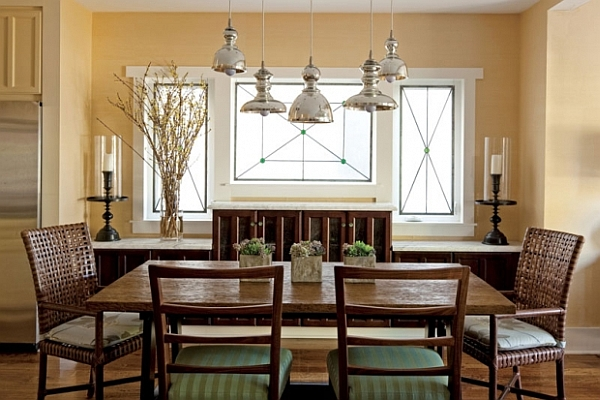 sleek-dining-room-furniture
