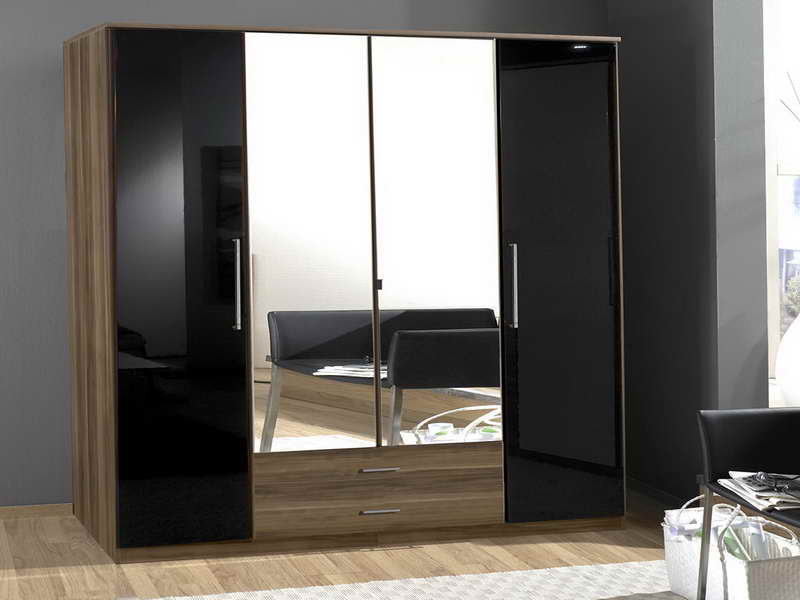 15 Sliding mirrors in room ideas