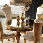 15 Stunning High End Dining Table Design Ideas