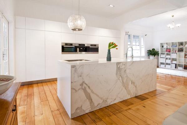 Nice-Modern-White-Kitchen-Island-Design