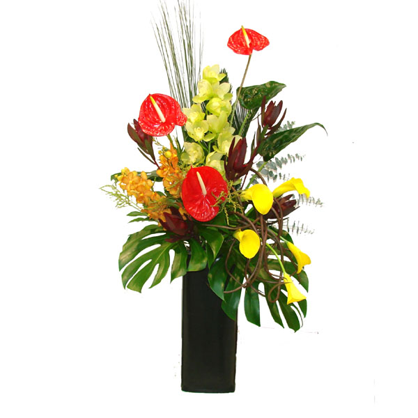 amazing Vintage Flower Arrangement
