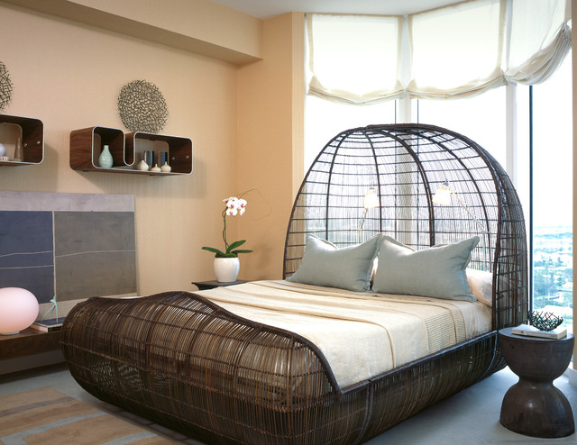 contemporary-bedroom ___